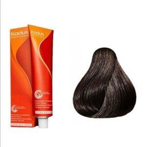 Kadus Professional MEDIUM BROWN 4N Hair Color